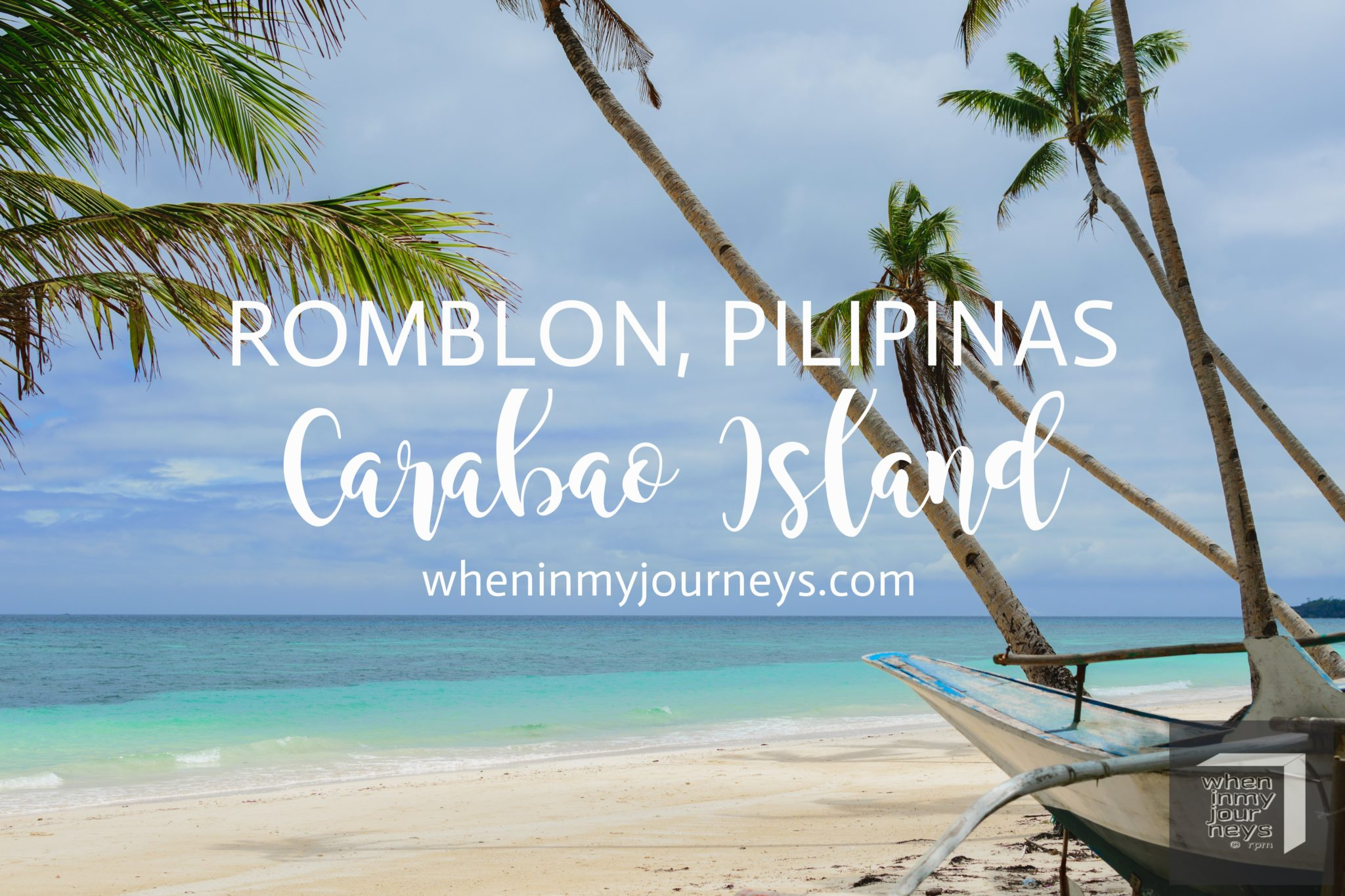 Carabao Island Romblon Portfolio Featured Image