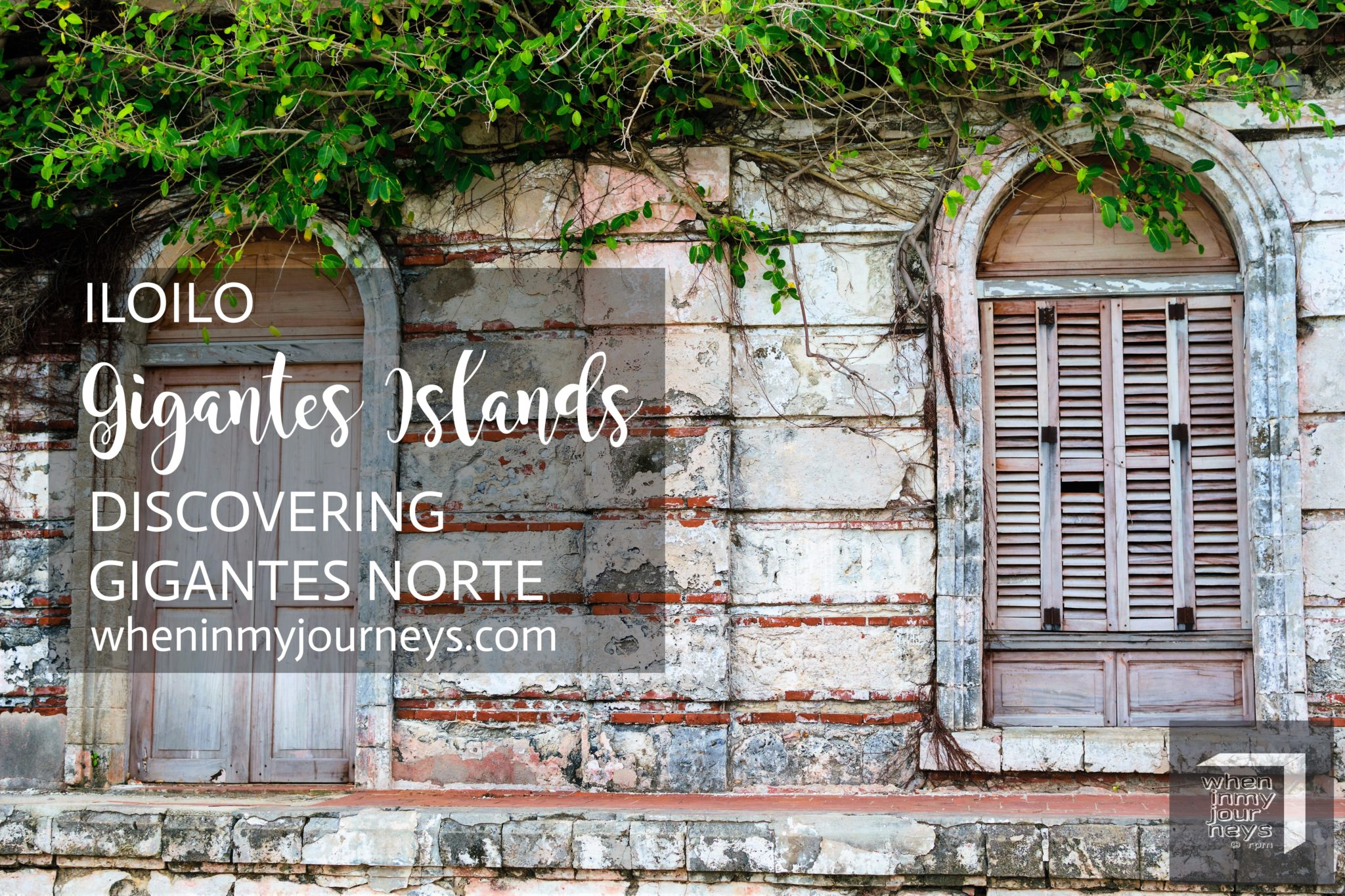 Gigantes Islands Discovering Gigantes Norte Portrait3