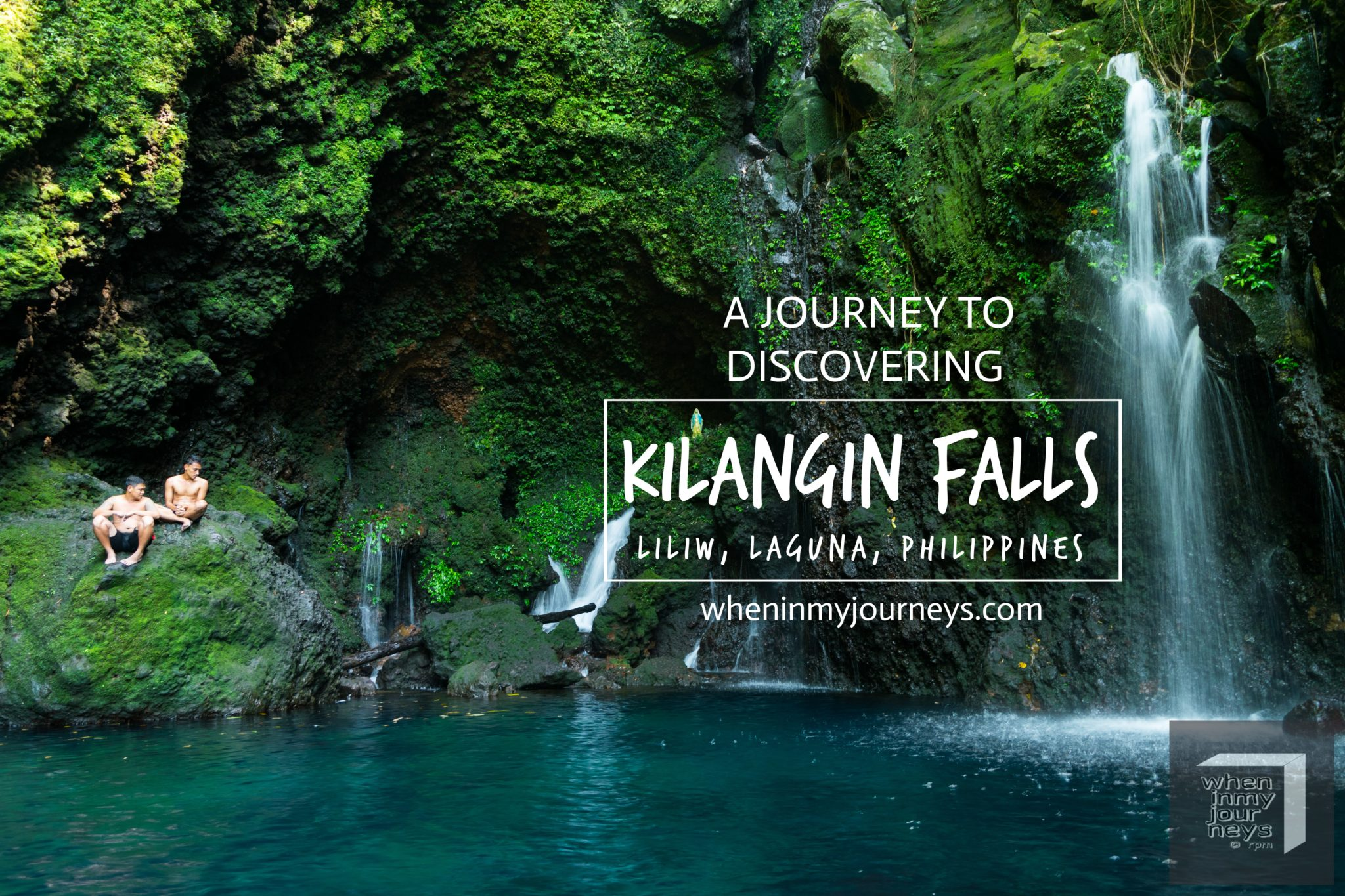 Laguna A Journey to Discovering Kilangin Falls of Liliw 4