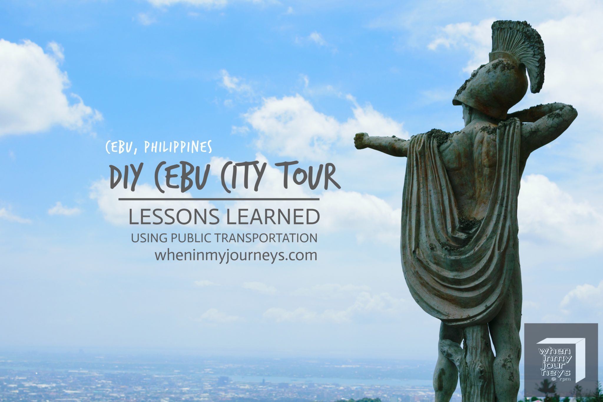 Cebu DIY Cebu City Tour - Part 1