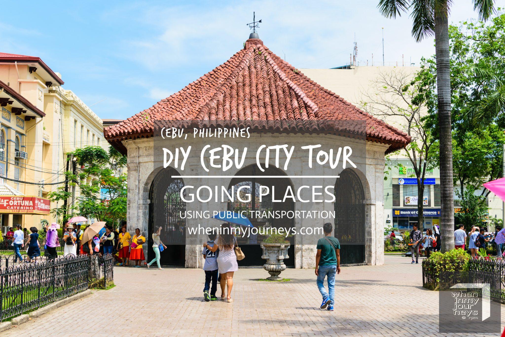 Cebu City Tour Full Day Trip @ Central Visayas, Philippines